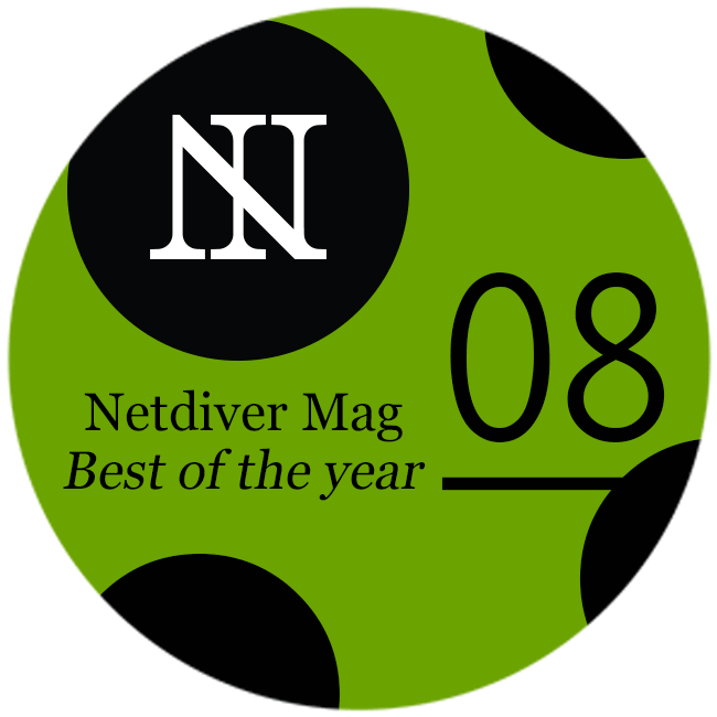Netdiver Best of Year 08