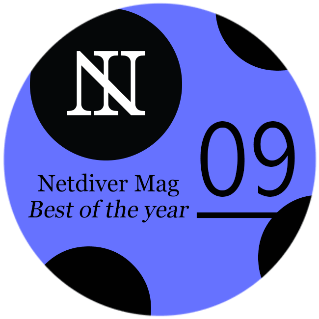 Netdiver Best of Year 09