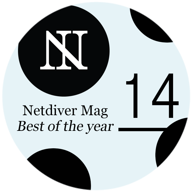 Netdiver Best of Year 14