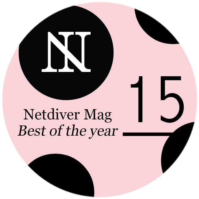 Netdiver Best of Year 15